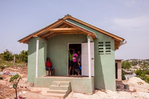 Haiti house 13-0974