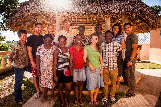 Haiti Team Photo -1