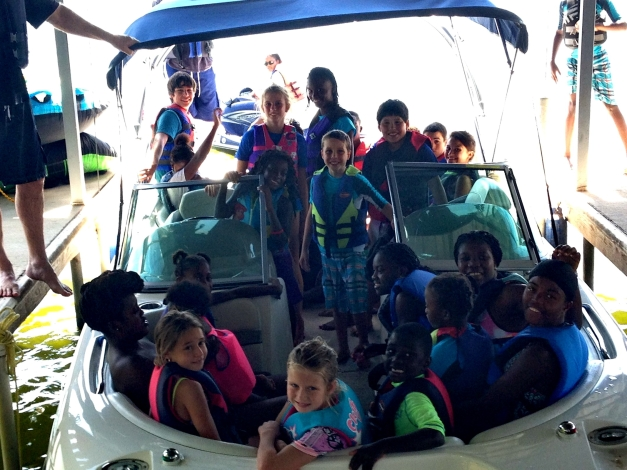 HaitLakeDay2014Kids_Boat